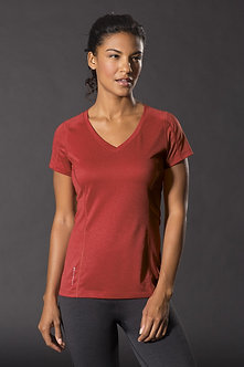 OGIO® ENDURANCE PULSE LADIES' V-NECK