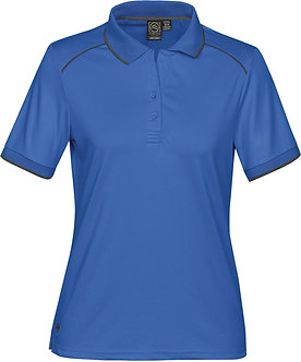 Women's PHANTOM EMBOSSED BACK POLO