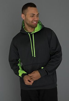 2 Color Performance Hoody