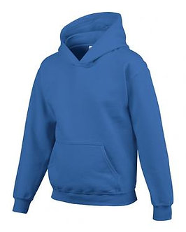 Gildan Youth Cotton/Polyester Hoody