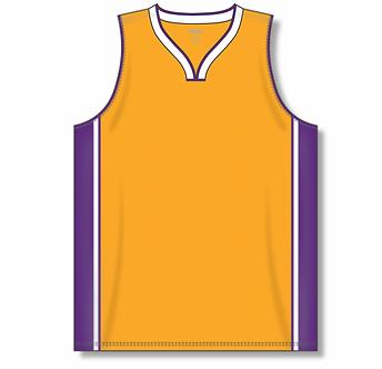 AK Pro Basketball Jersey B1715