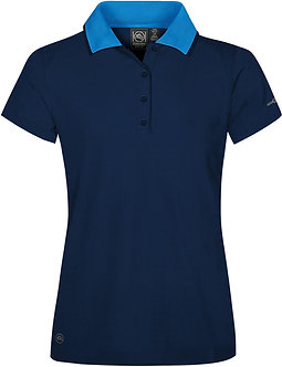 WOMEN'S CIGNUS PERFORMANCE POLO