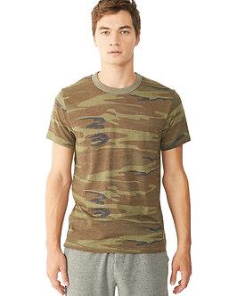 Alternative Printed Eco-Jersey T-Shirt