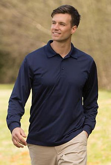 Snag Resistant Long Sleeve Sport Shirt