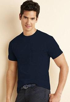 Gildan Ultra Cotton Pocketed T-shirt