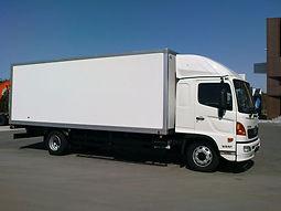 Грузоперевозки грузовиком с гидролопатой Калининград
