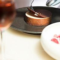Desserts to die for at Bennelong Restaur