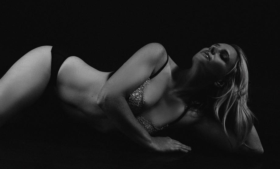 Boudoir Photography by Alise Black