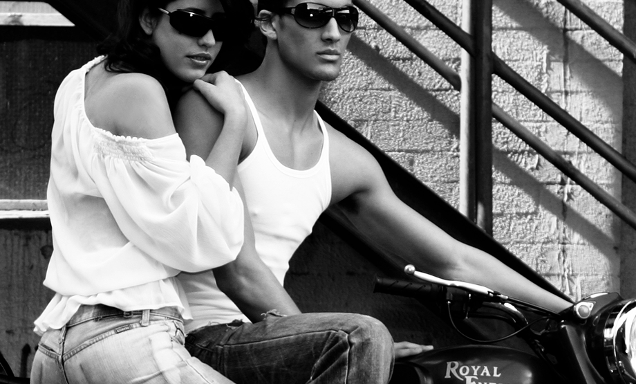 Couple Photography by Alise Black
