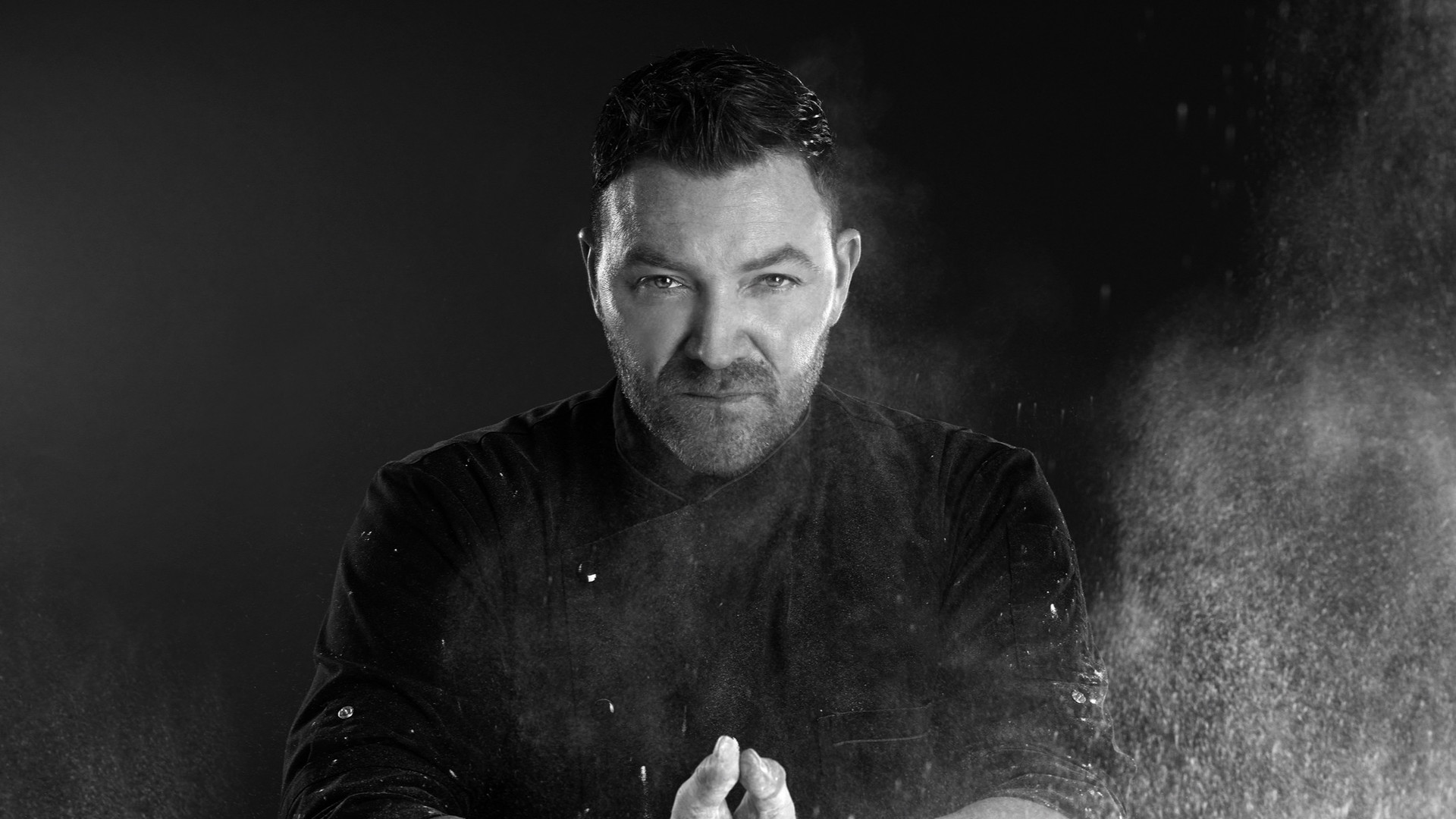 Self Branding portrait chef