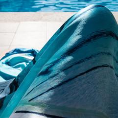 Large Silk Wrap Bondi Beach in Sorento.j