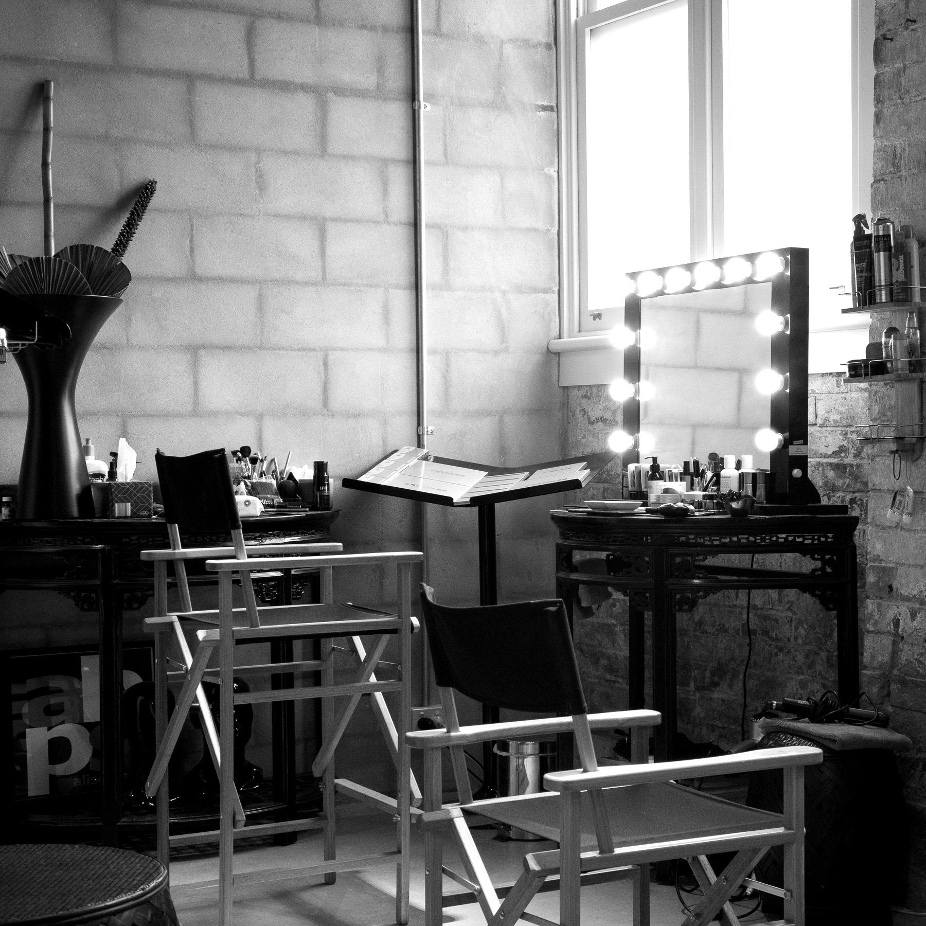 Alise Black Photographic Studios makeup