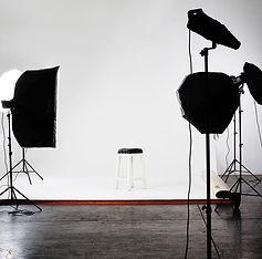 Step inside our studios