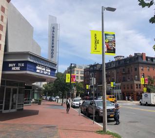 Huntington Theatre: 21-22 Season