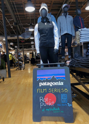 Patagonia Cambridge_ Chalk Art