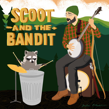 Scoot and the Bandit