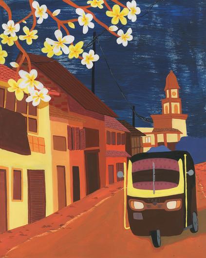 Kochi City, IN