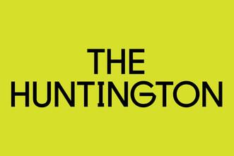 Huntington Theatre: Branding