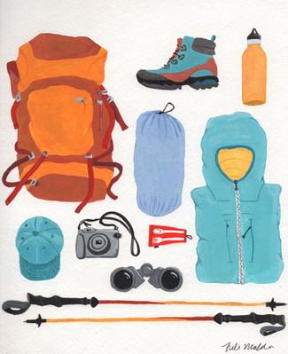 Hiking Supplies