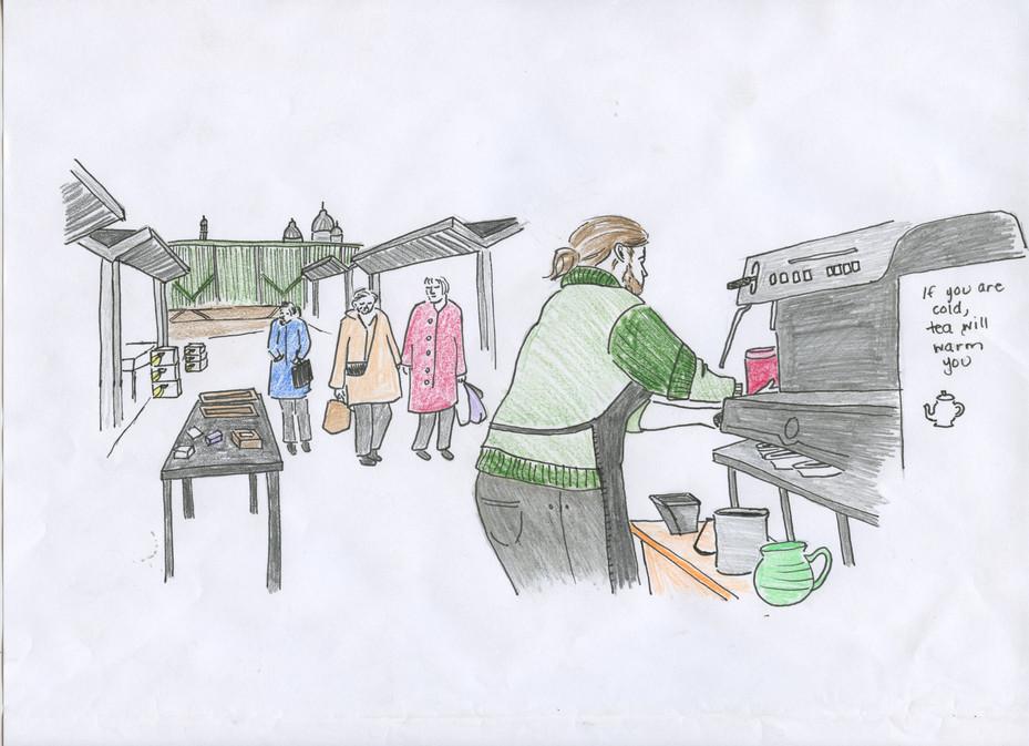 Market Drawing