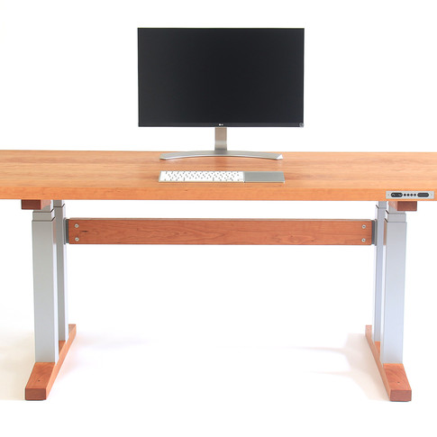 Wood Stand Up Desk