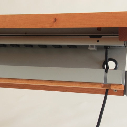 Stand up Desk Wire Tray