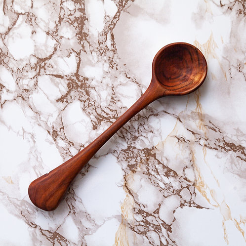 Plum Jar Spoon