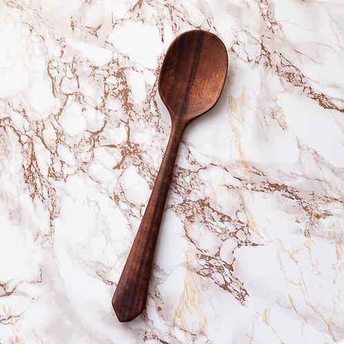 American Walnut Serving Spoon