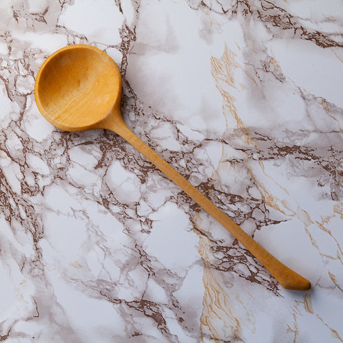 Sycamore Serving Spoon
