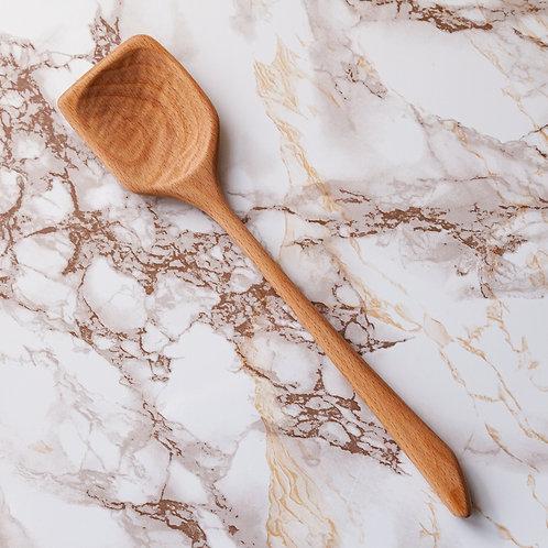 Beech Kitchen Spoon
