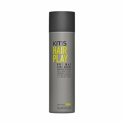 KMS Hair Play Dry Wax 4.3oz