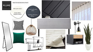 Plume Designs Mood Board