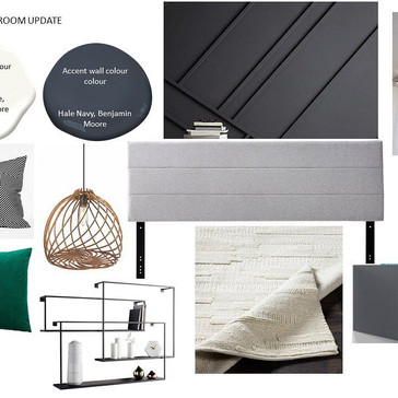 Mood Boards & Floor Plans