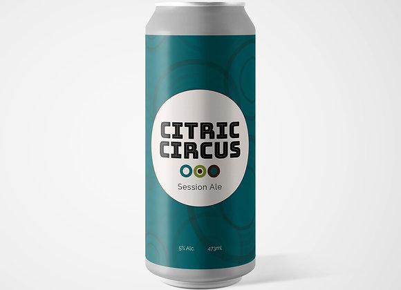 Citric Circus Session Ale