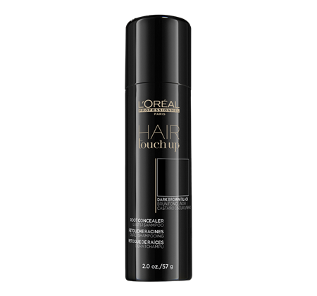 Loreal Professional Hair Touch Up - Dark Brown / Black