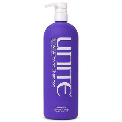 Unite Blonda Toning Shampoo 33.8oz