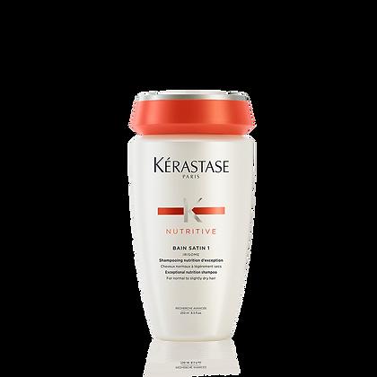 Kérastase Bain Satin 1 Shampoo 250ml