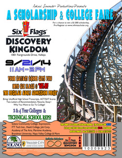 Updated xxx   SIX FLAGS  sample 3 Poster   18x24  college faire 2014_edited-8.jp