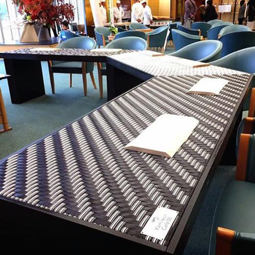 Mesas    |    Tables