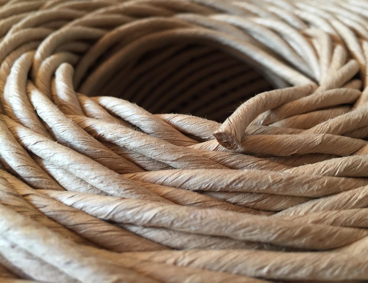 Cordón papel   |   Paper Cord