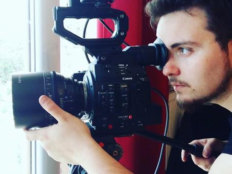 Alexandre Laugier, un réalisateur passionné !