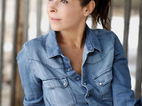 Tania Garbarski, la pétillance d'une comédienne !