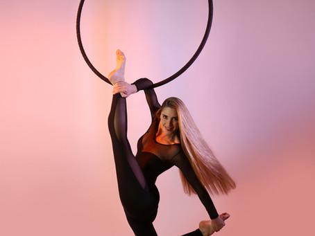 Claire Francisci, danseuse dans l'âme !