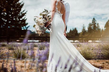 Bridal Bouquet - Lux and Ember Photograp