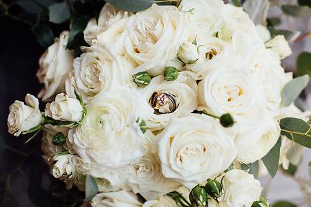Bridal Bouquet; Rebecca Anne Photography