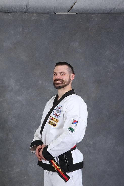 martial arts instructor, karate instructor