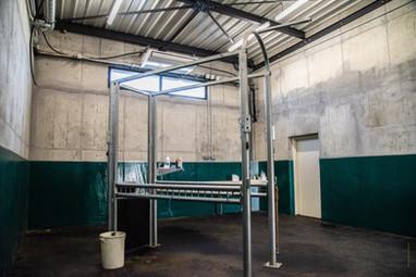 Salle deconsultation pour chevaux