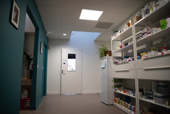 Notre pharmacie.