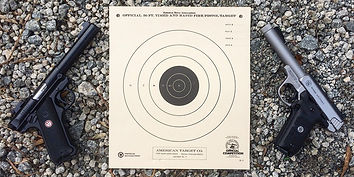22 Long Rifle, Bullseye Match