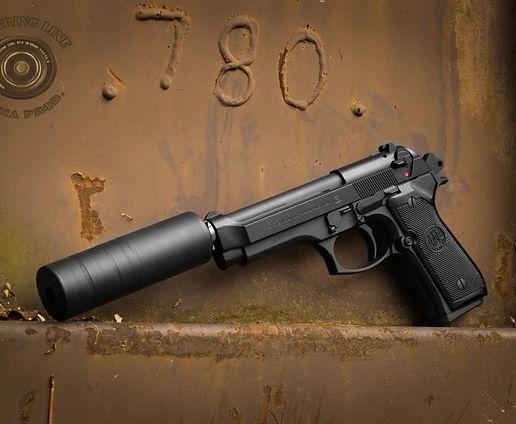 NFA | Indoor Gun Range | GA Firing Line | United States